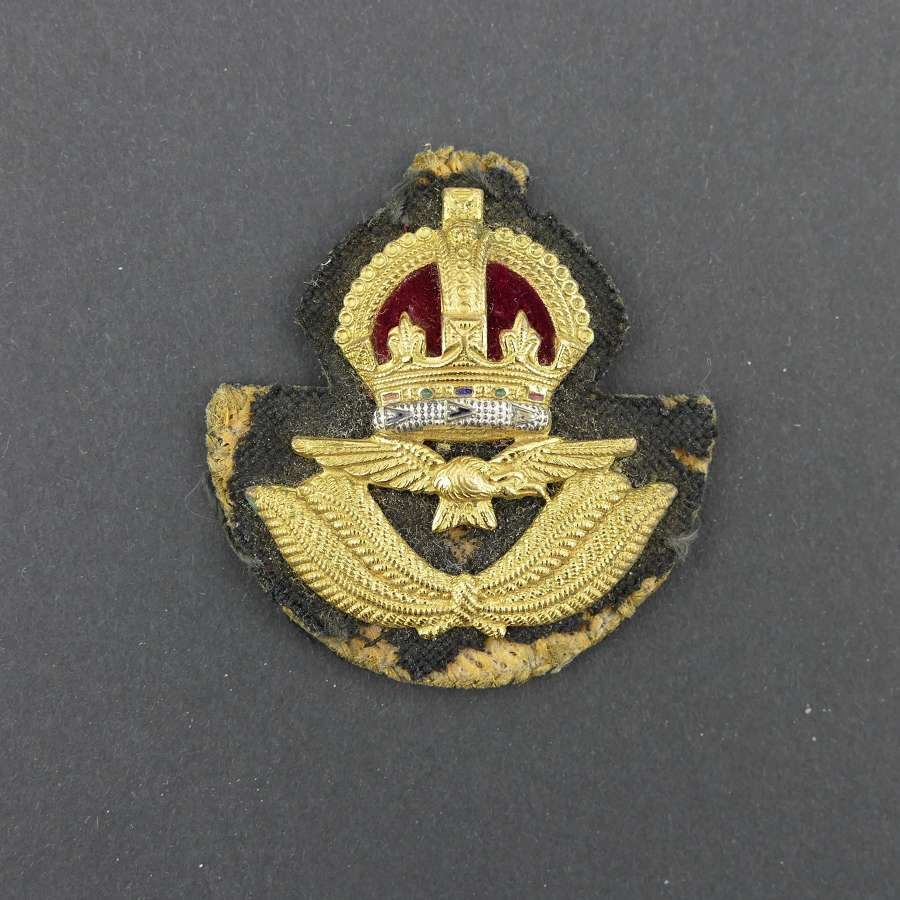RAF beret badge