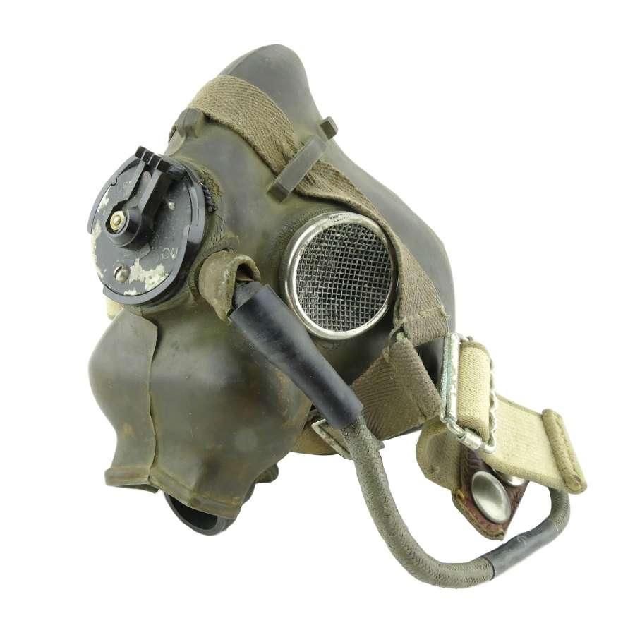 RAF type H oxygen mask