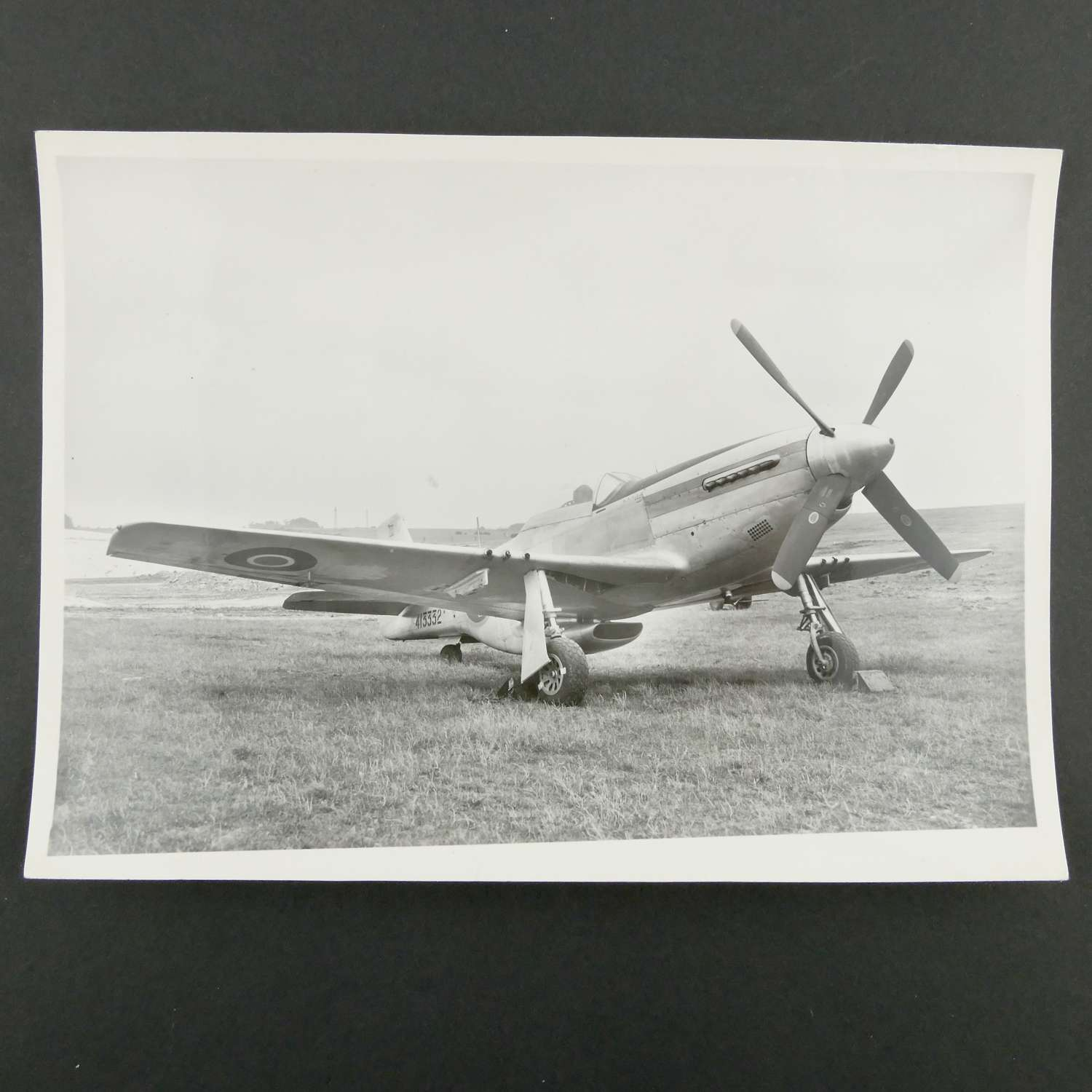Official photograph - RAF Mustang IV