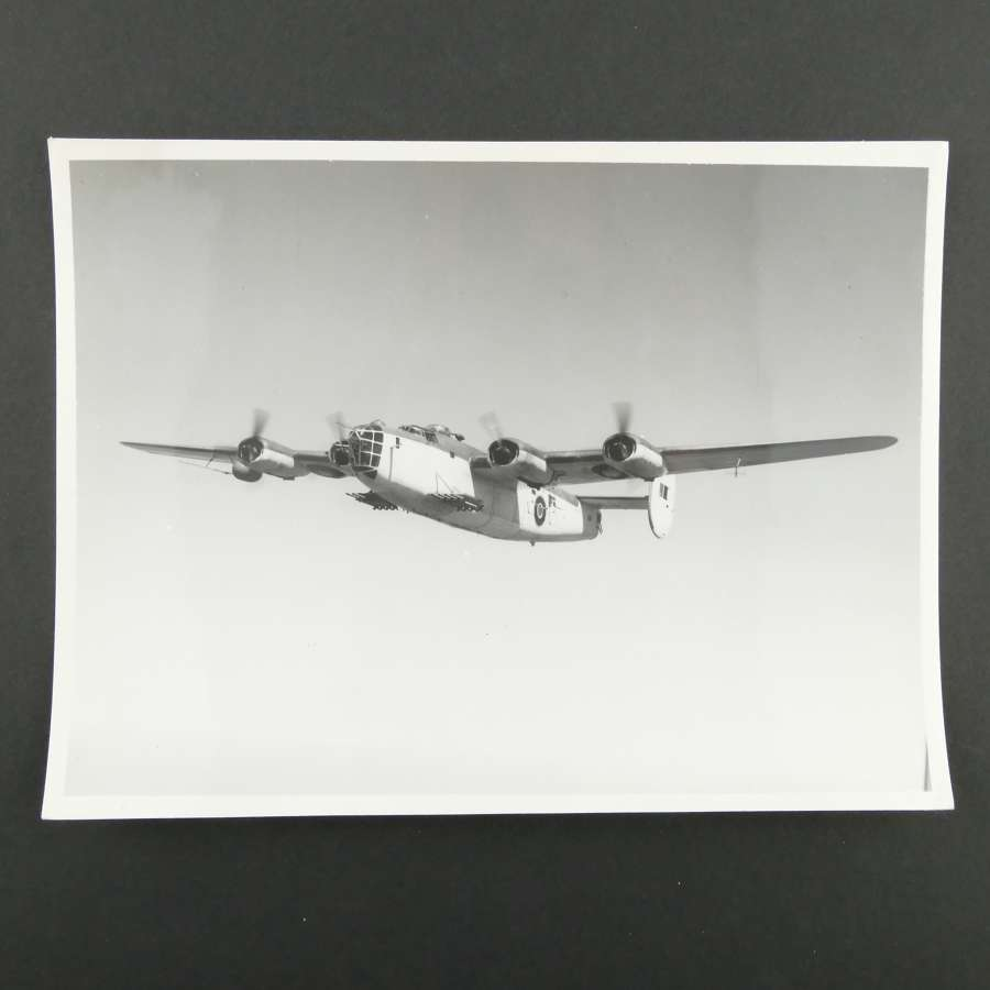 Air Ministry 'Secret' Liberator photograph, 1943