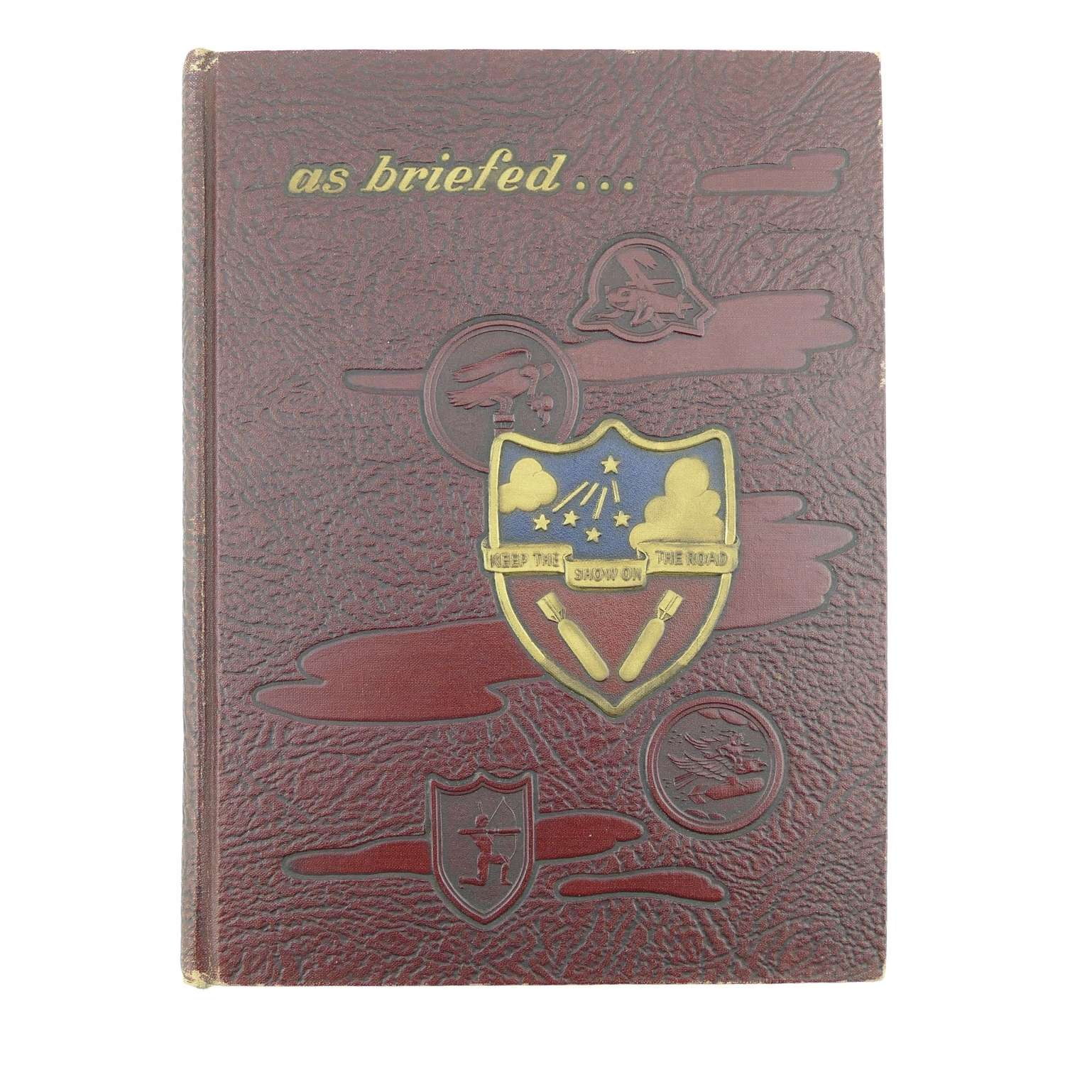 'As Briefed' - 384th Bombardment Group history