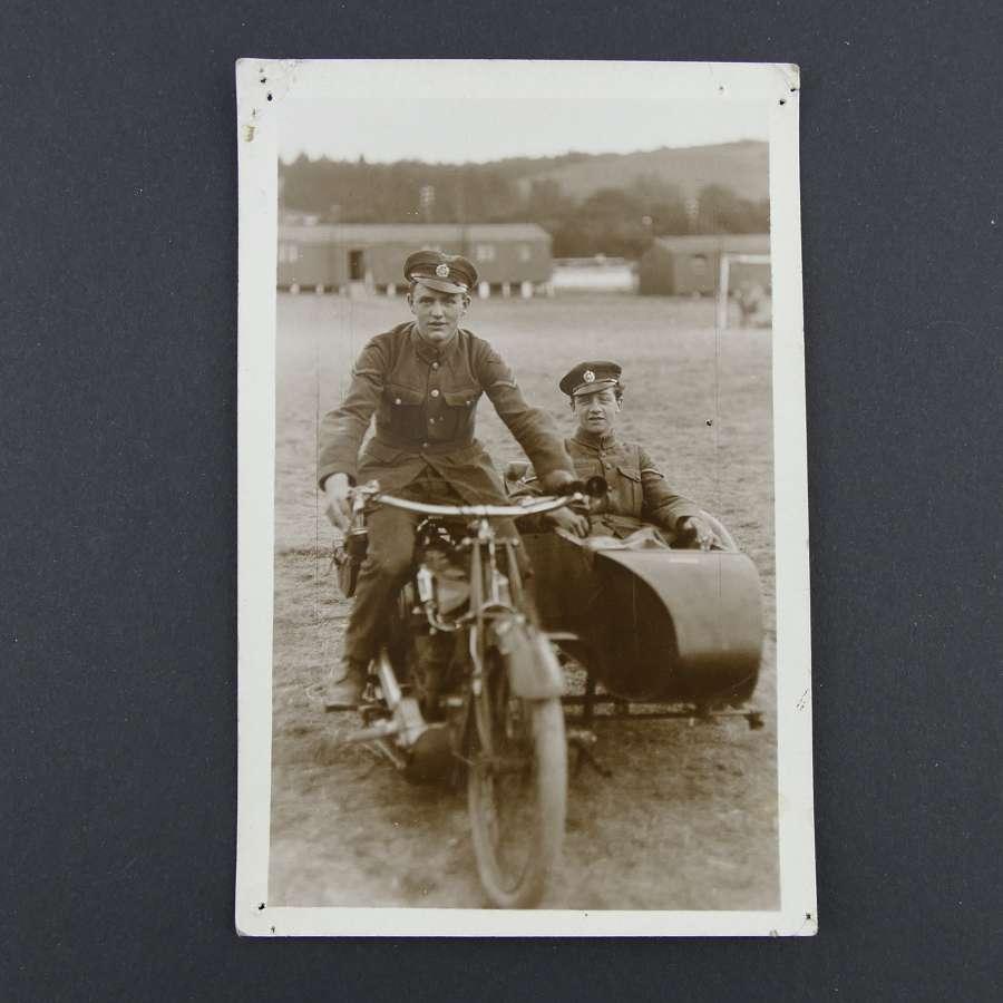 RAF postcard - early interwar period #2