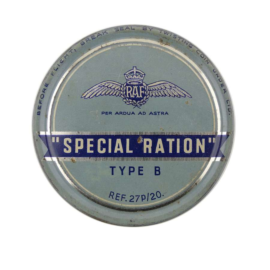 RAF Special Ration, Type B