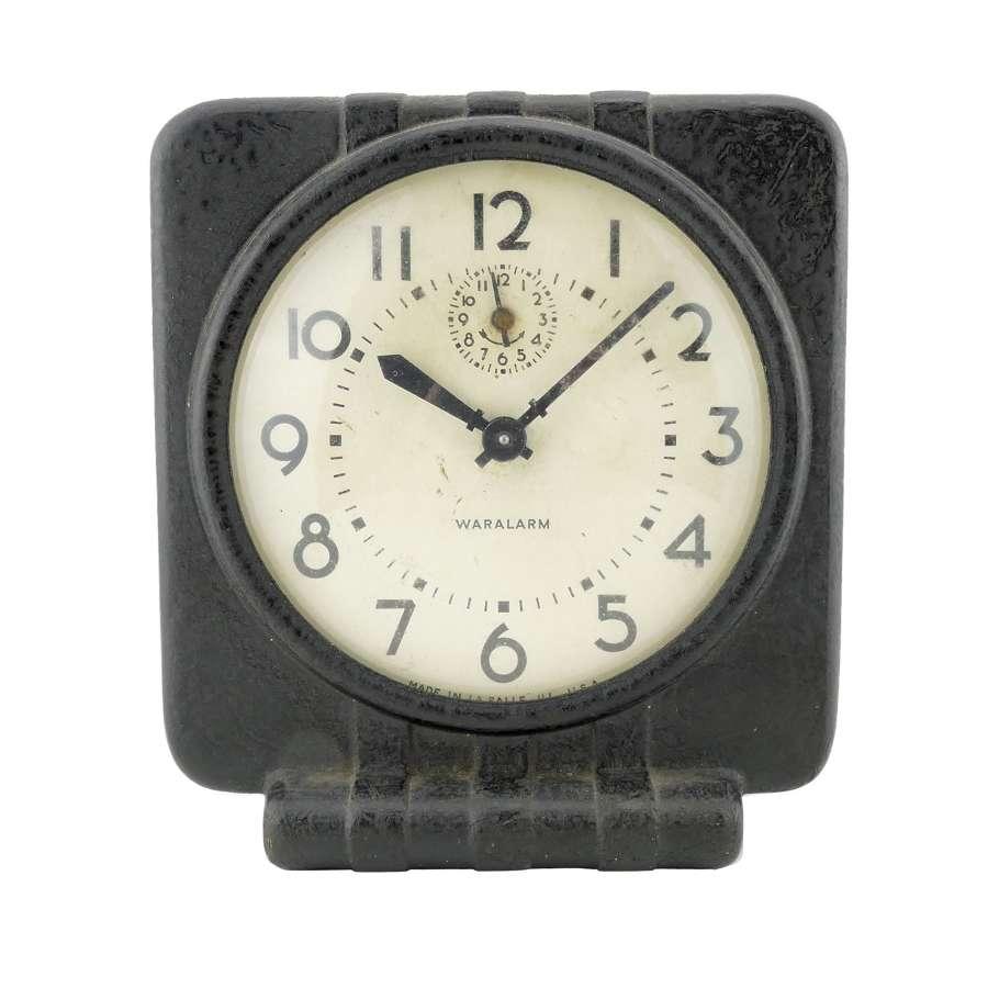 USAAF marked 'Waralarm' clock