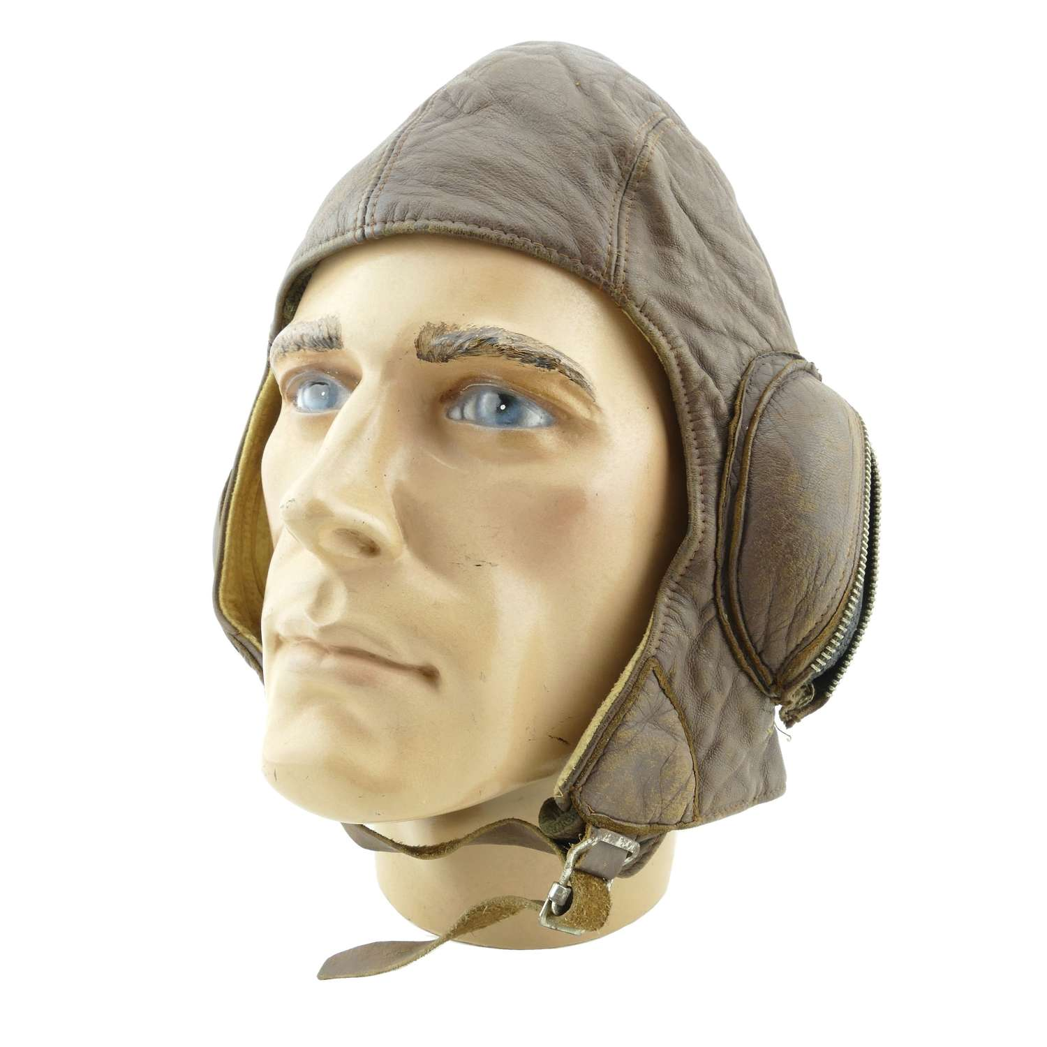 RCAF B-type flying helmet
