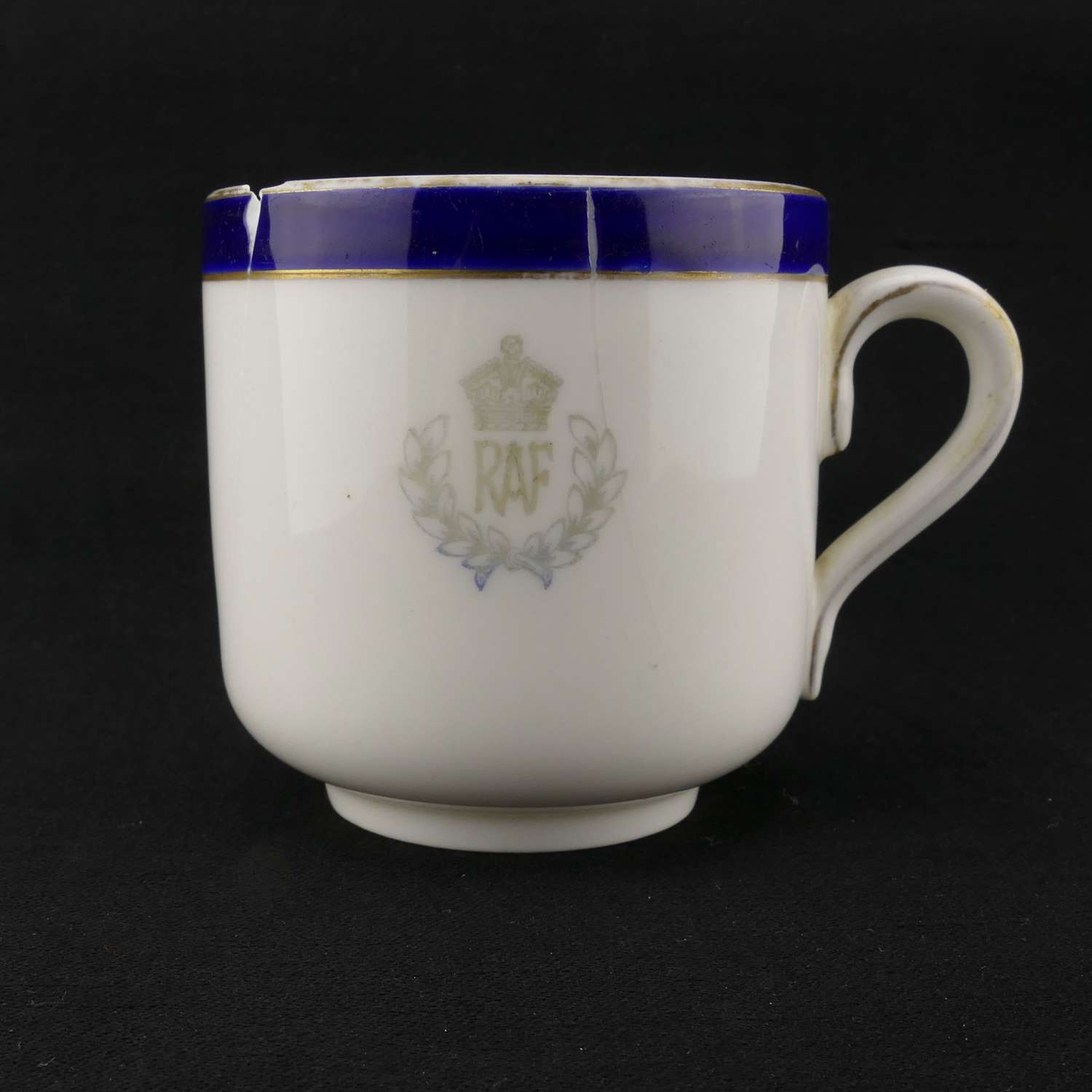 RAF Mess coffee cup
