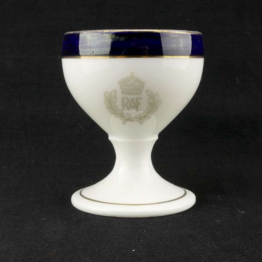 RAF station officers' mess egg cup