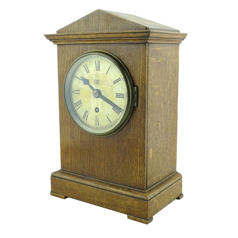 RAF Clock, Mantel, Small - rare early example