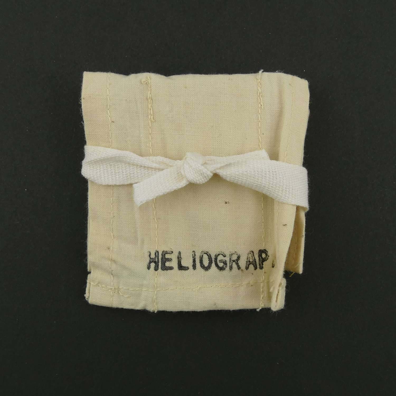 RAF 1941 pattern Mae West heliograph