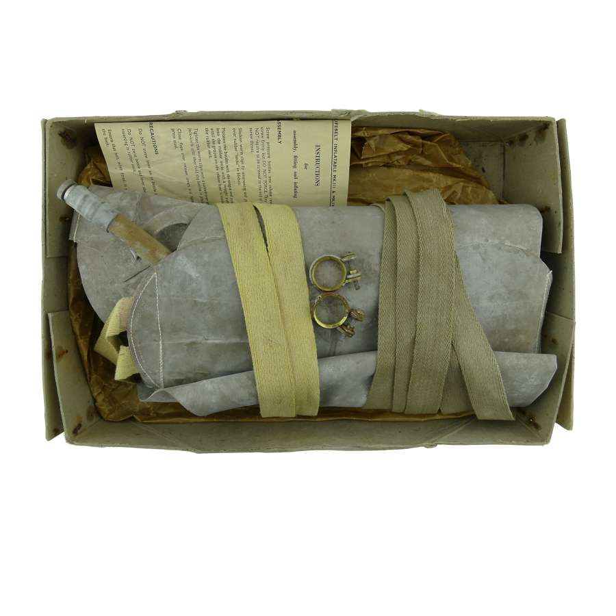 WW2 Airborne forces lifebelt, boxed