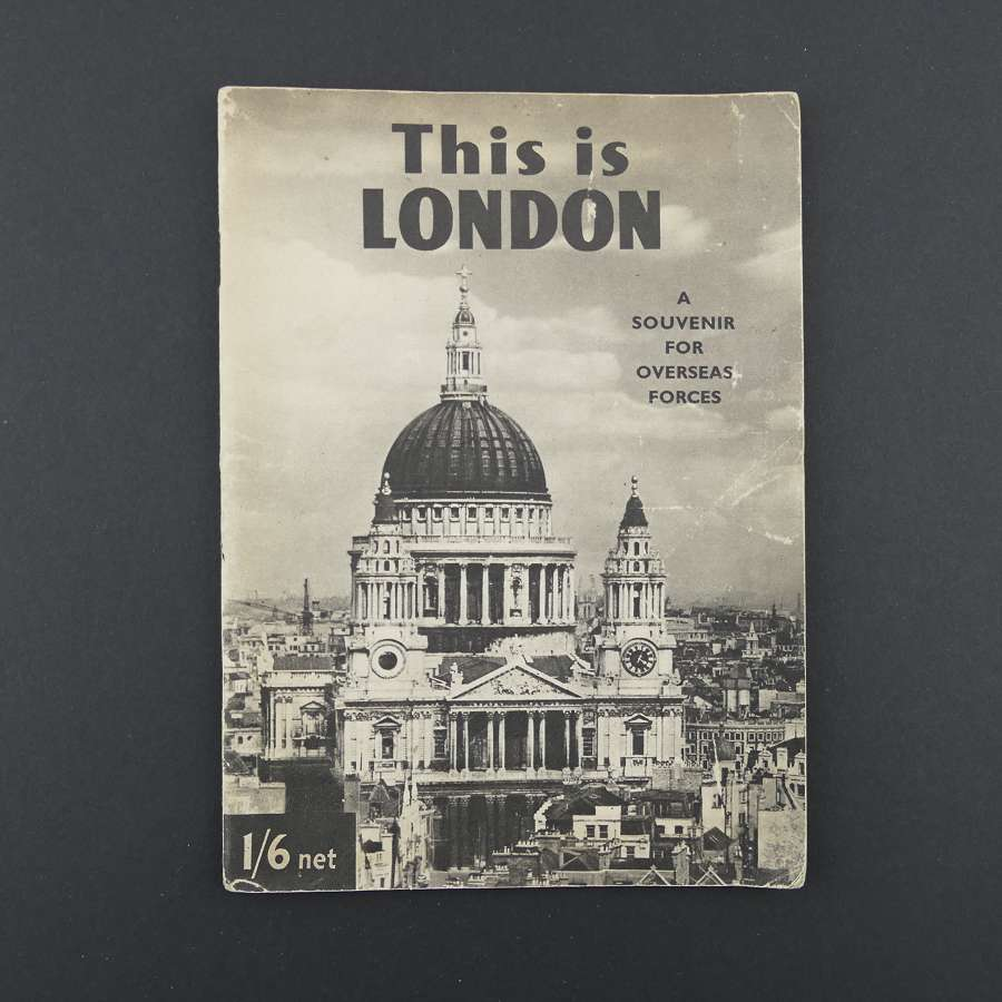 This is London - A Souvenir for Overseas Forces