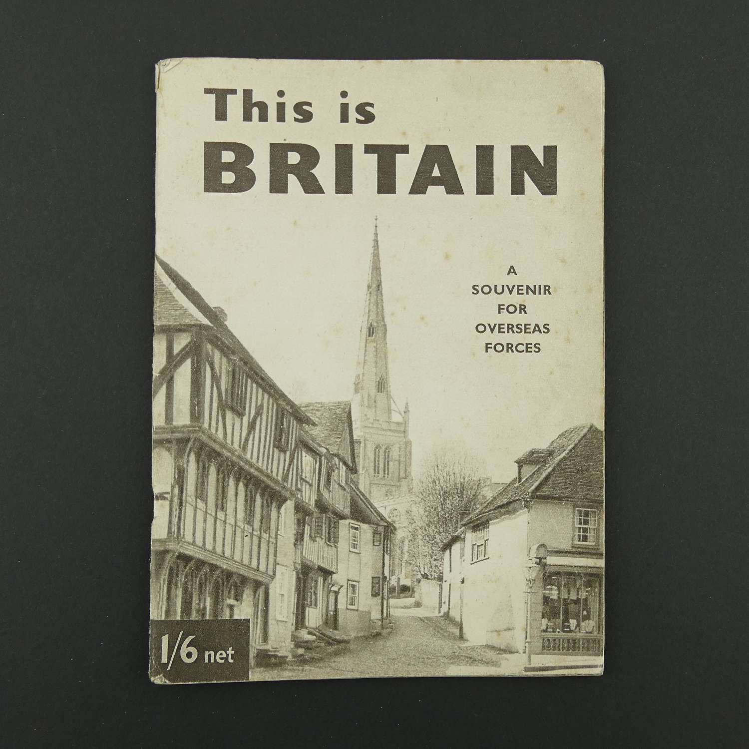 This is Britain - A Souvenir For Overseas Forces