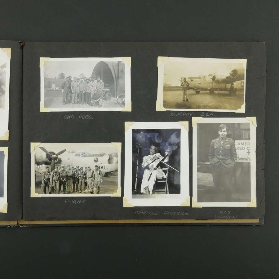 USAAF 8th AAF photograph album