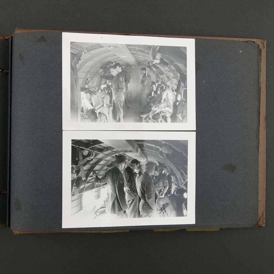 USAAF / US Forces photograph album - 5th AAF