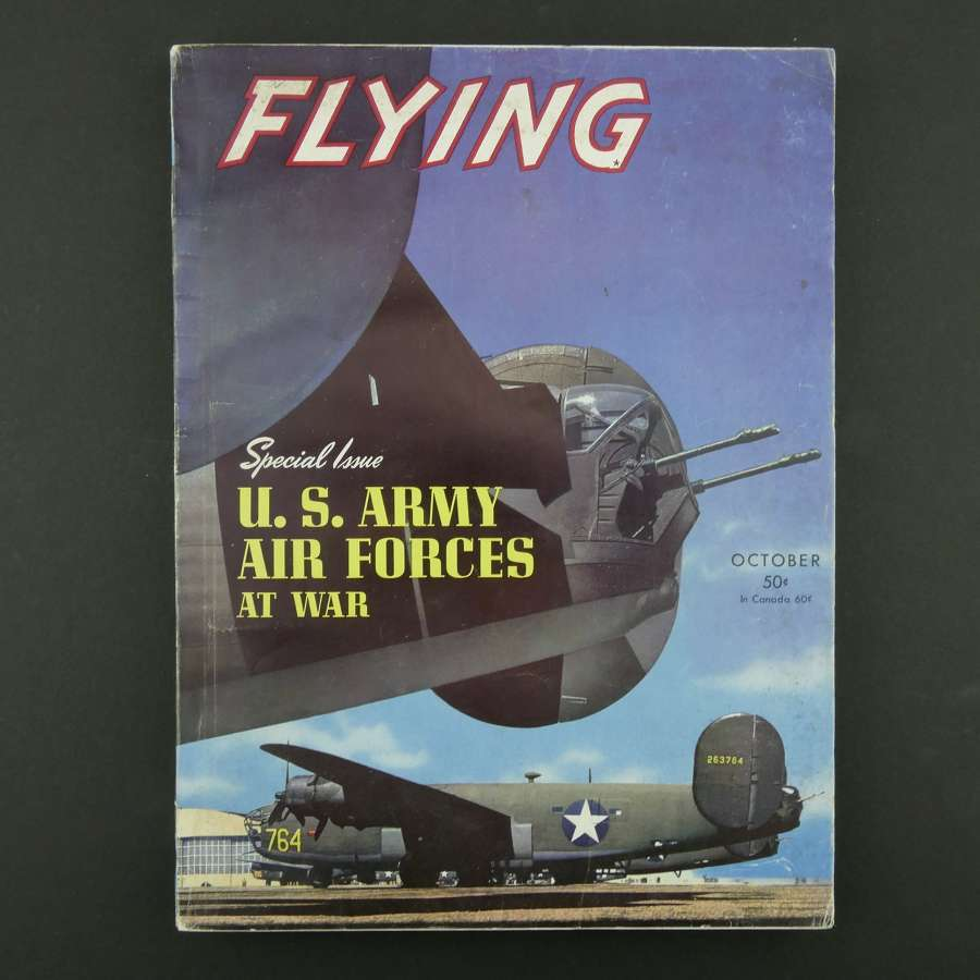Flying magazine - Special Issue, USAAF at War