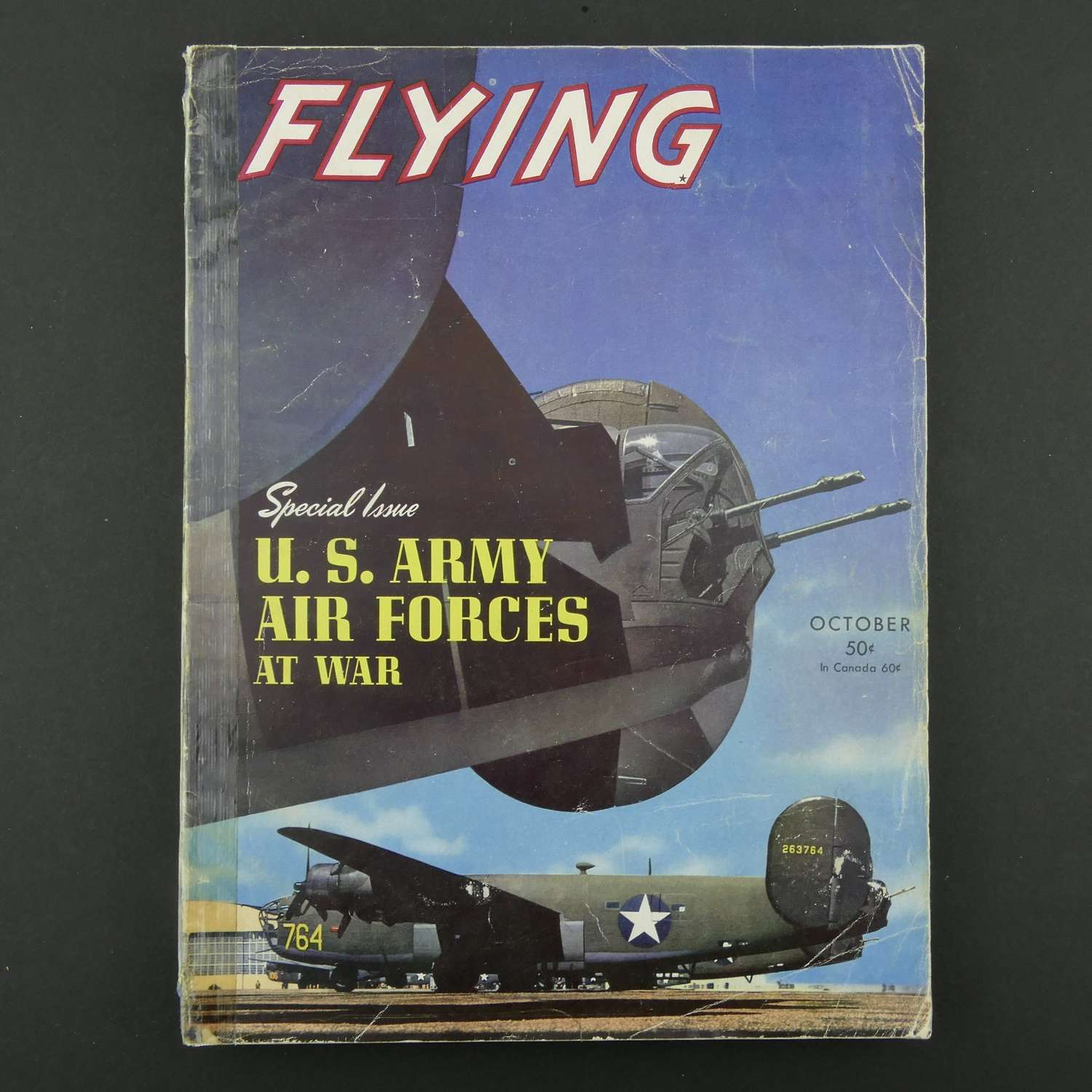 Flying magazine, Special Issue - USAAF at War
