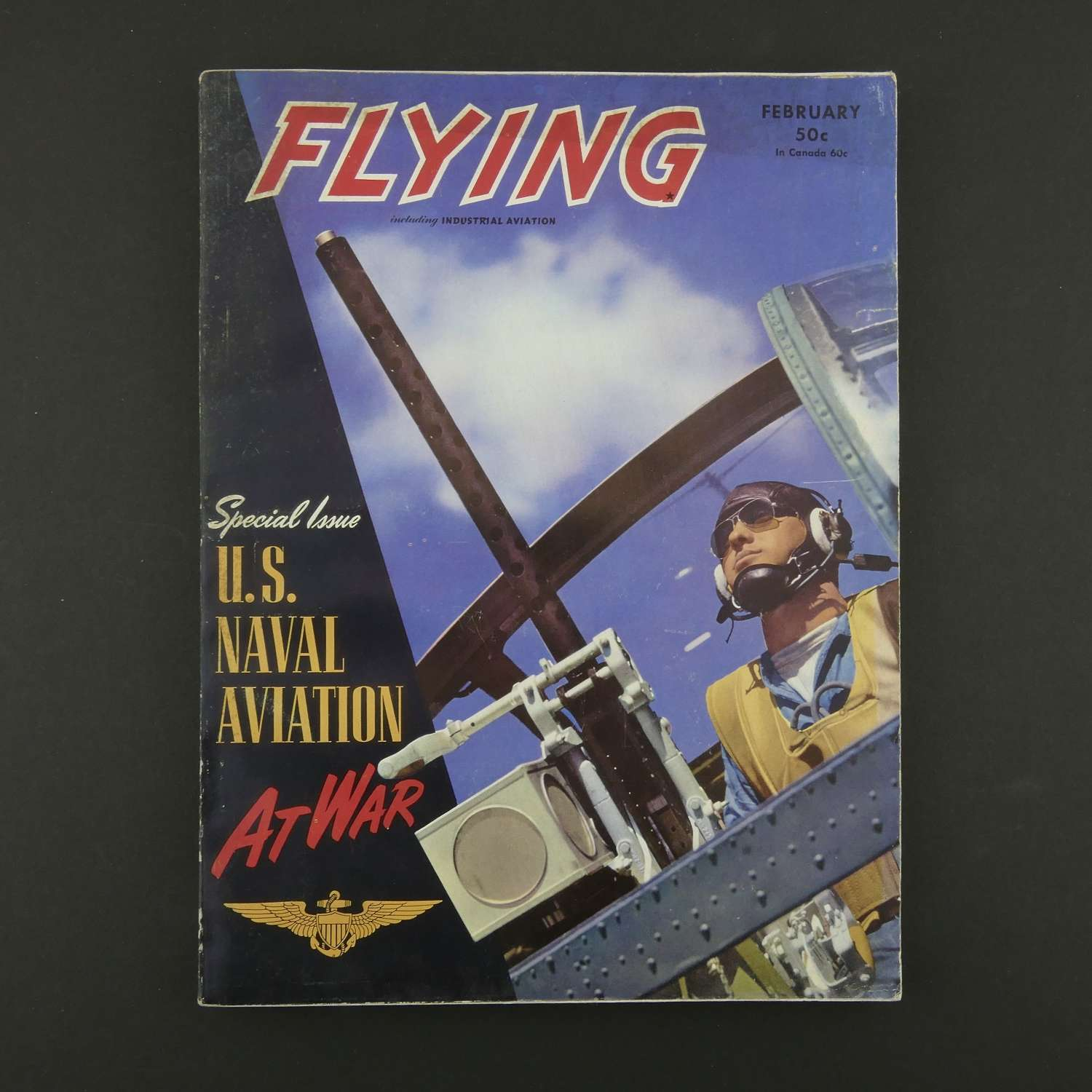 Flying magazine - Special Issue, U.S Naval Aviation, 1943