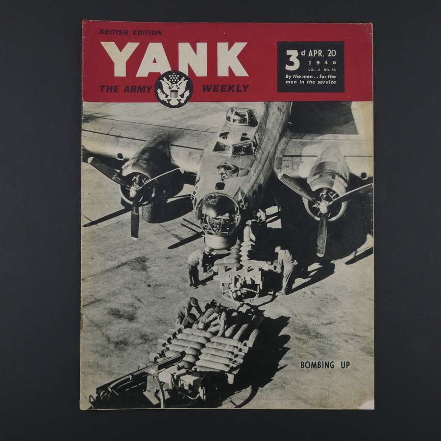 Yank, The Army Weekly - British Edition, 1945
