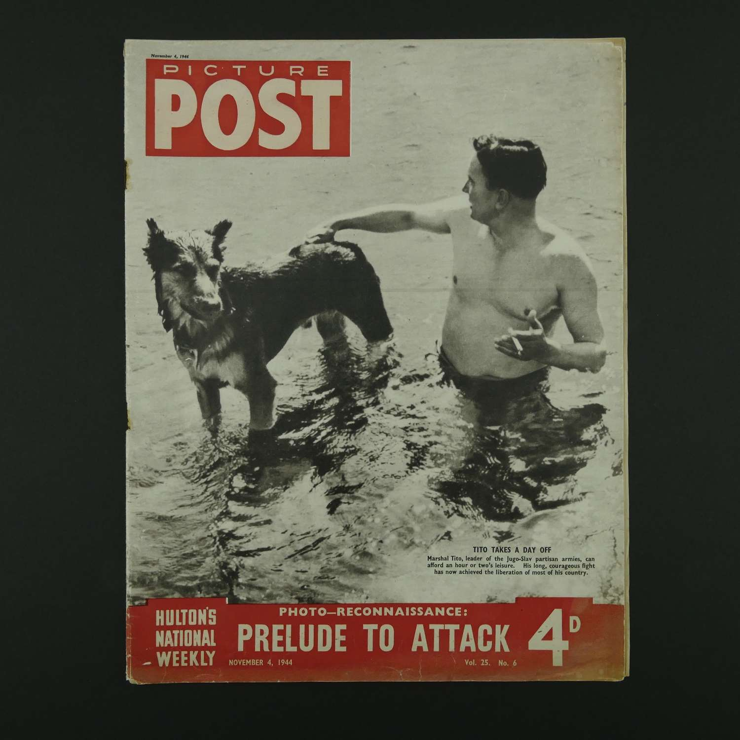 Picture Post magazine - 1944
