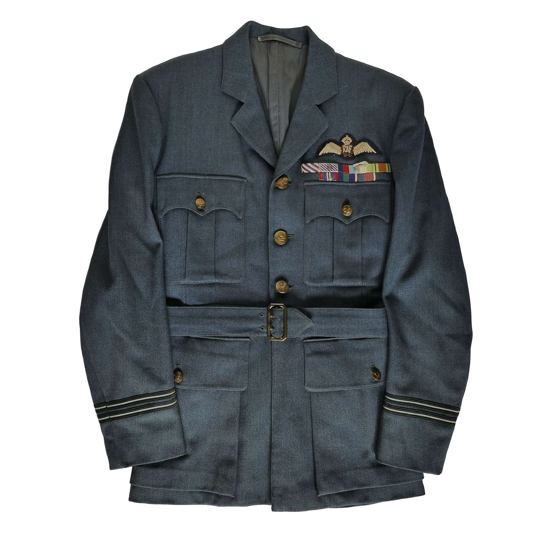 RAF pilot's service dress uniform