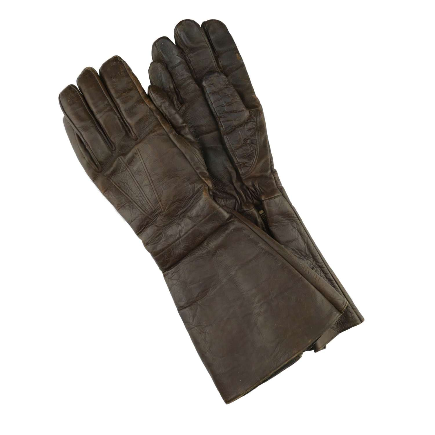 RAAF / RAF 1933 pattern flying gauntlets