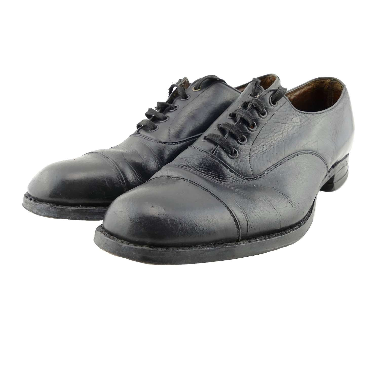 RAF service dress issue shoes