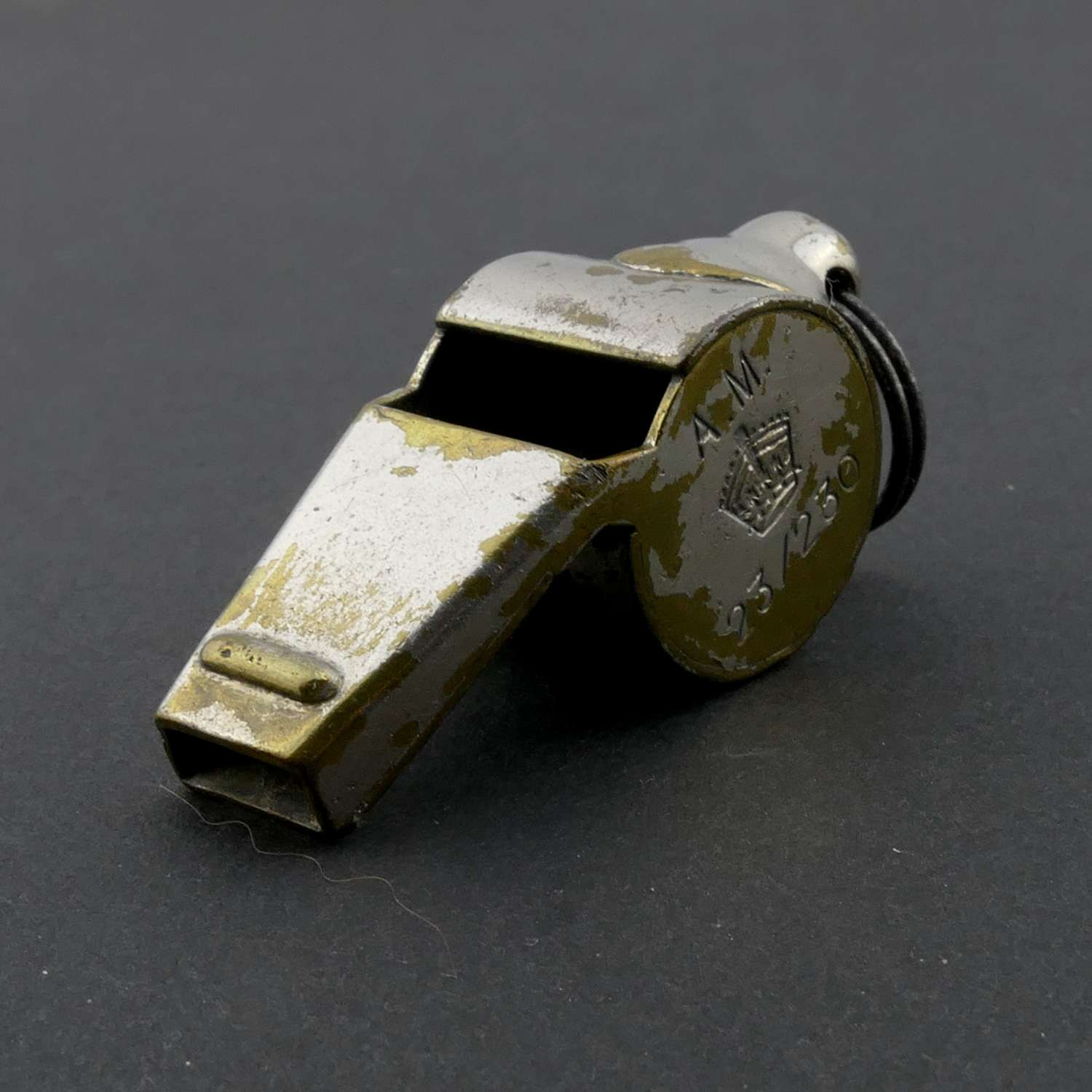 RAF / Air Ministry Mae West 'ditching' whistle