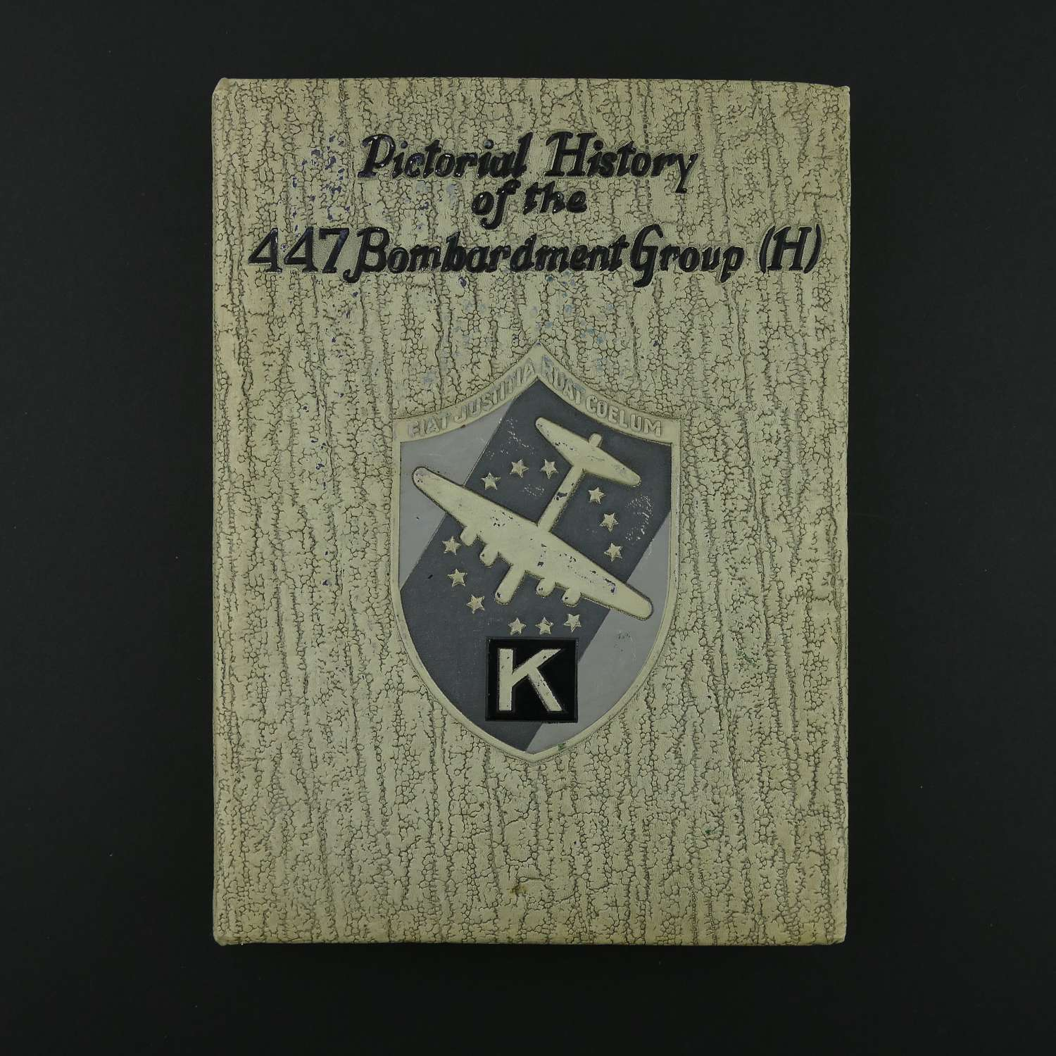 Pictorial History of the 447 Bombardment Group (H)