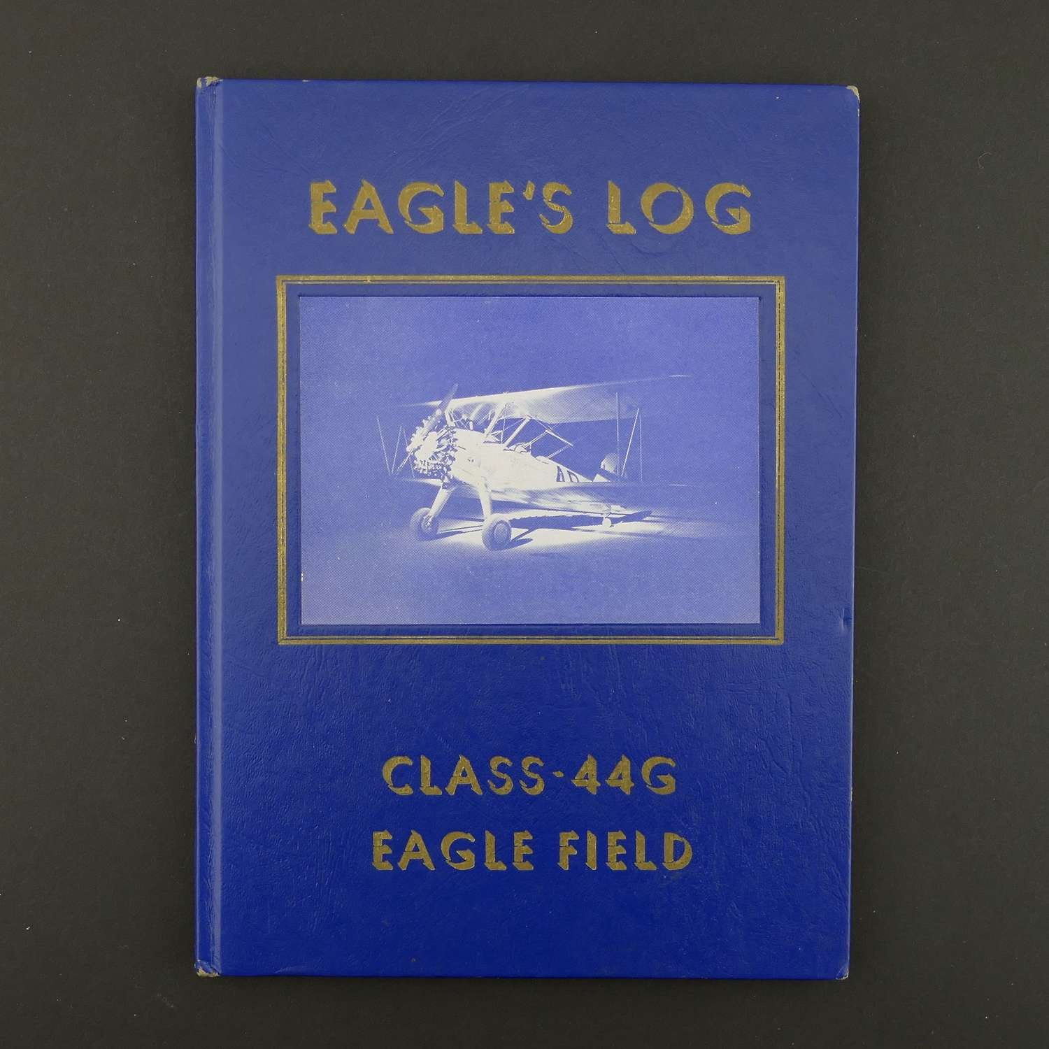USAAF Eagle Field yearbook, 1944, named