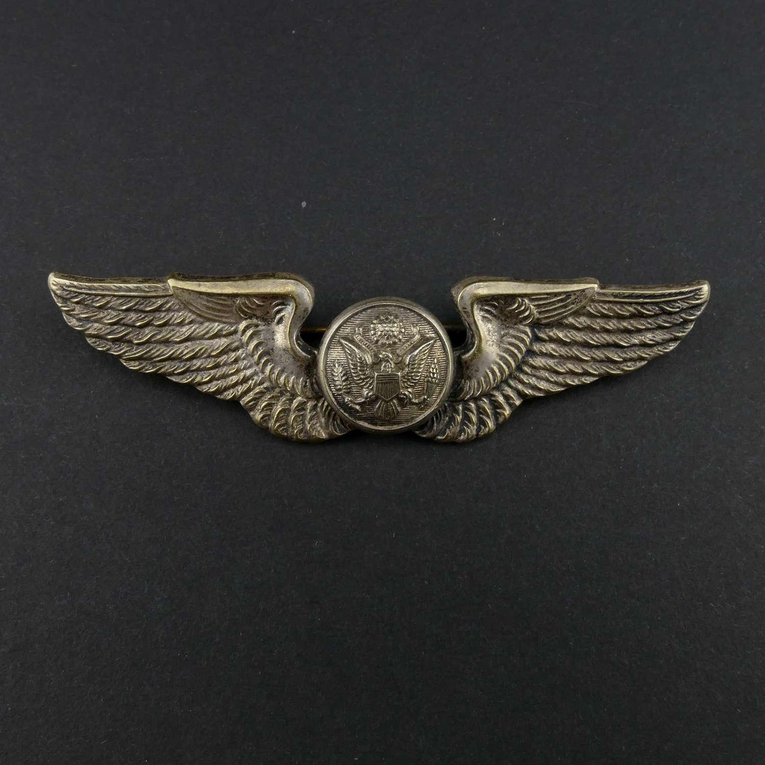 USAAF aircrew wing - English made
