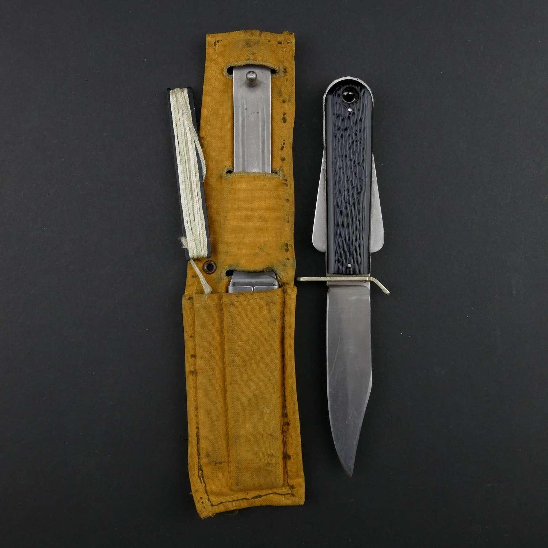 RAF MK.II flying suit survival knife