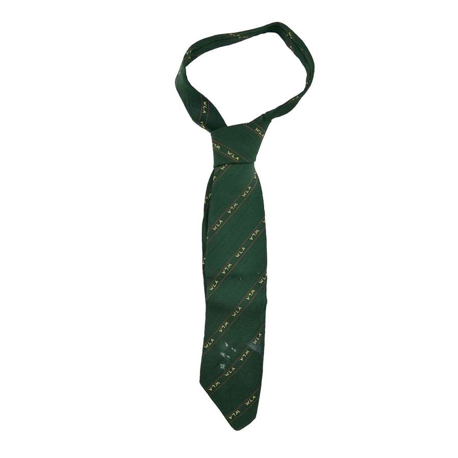 WLA necktie