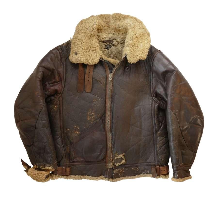 USAAF B-3 flying jacket