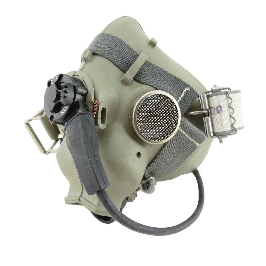 RAF type H2 oxygen mask