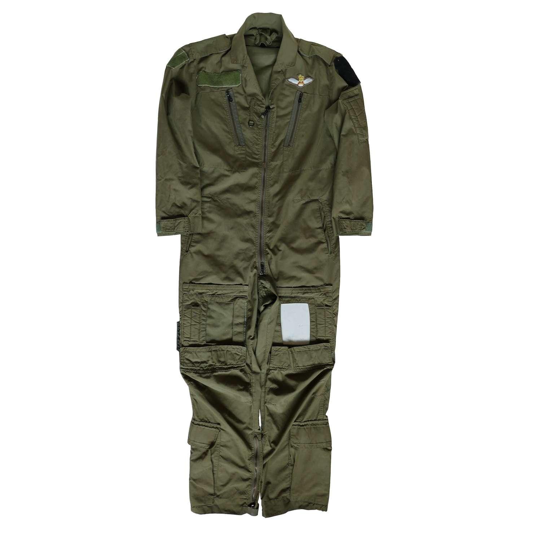 RAF Mk.14A flying suit, ex AAC pilot