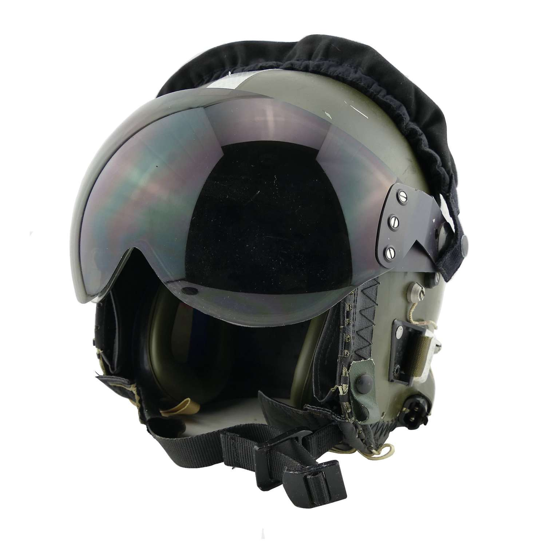 RAF Mk.3C flying helmet - ex AAC pilot