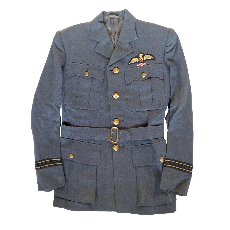 RAF officer rank tunic - pilot