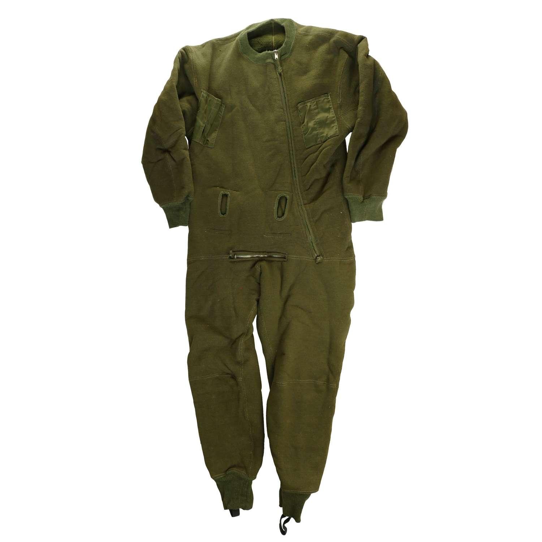 RAF Immersion flying suit liner