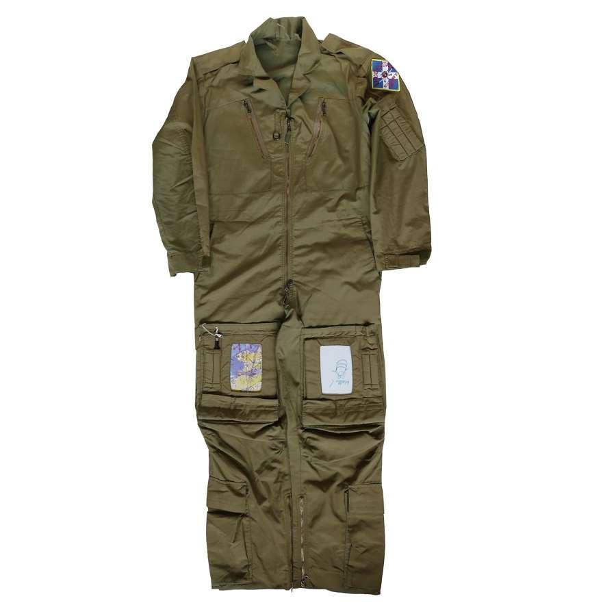 RAF Mk.14A flying suit