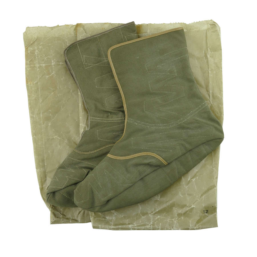 RAF bootees, electrically heated, type H