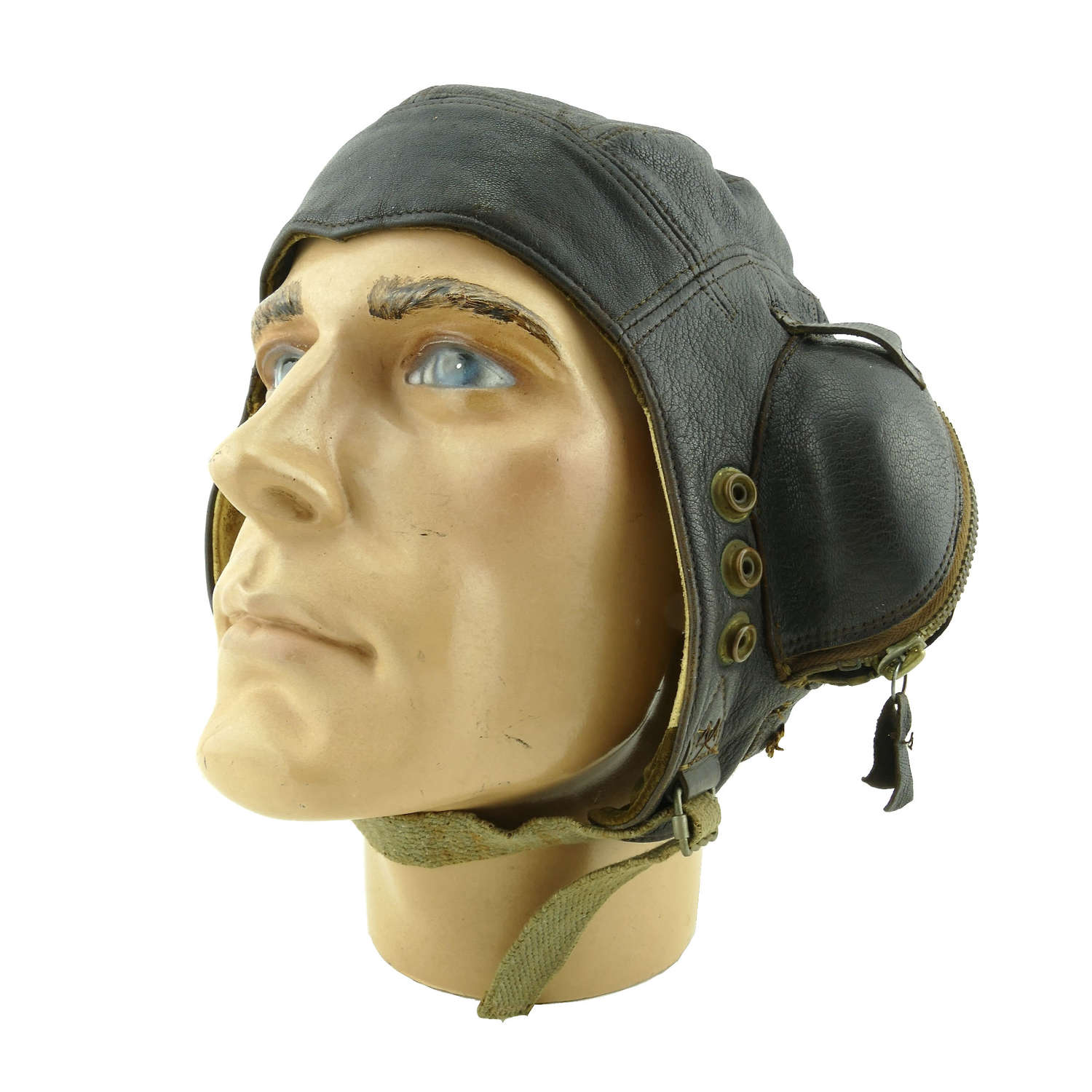 RN / FAA C-type flying helmet, late pattern