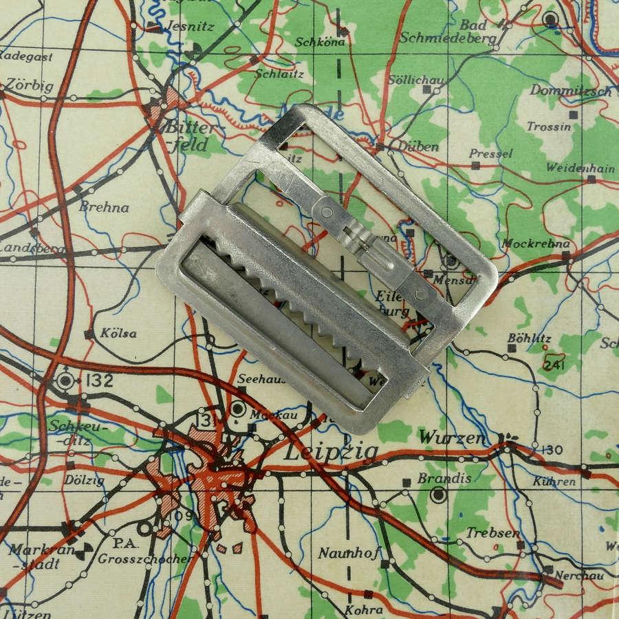 RAF escape & evasion buckle compass
