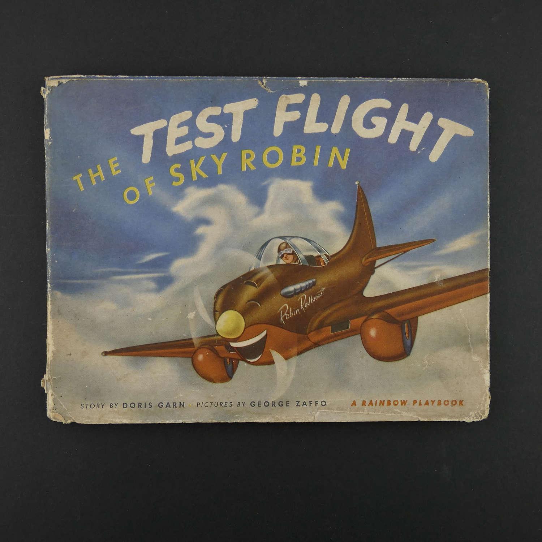 The Test Flight Of Sky Robin