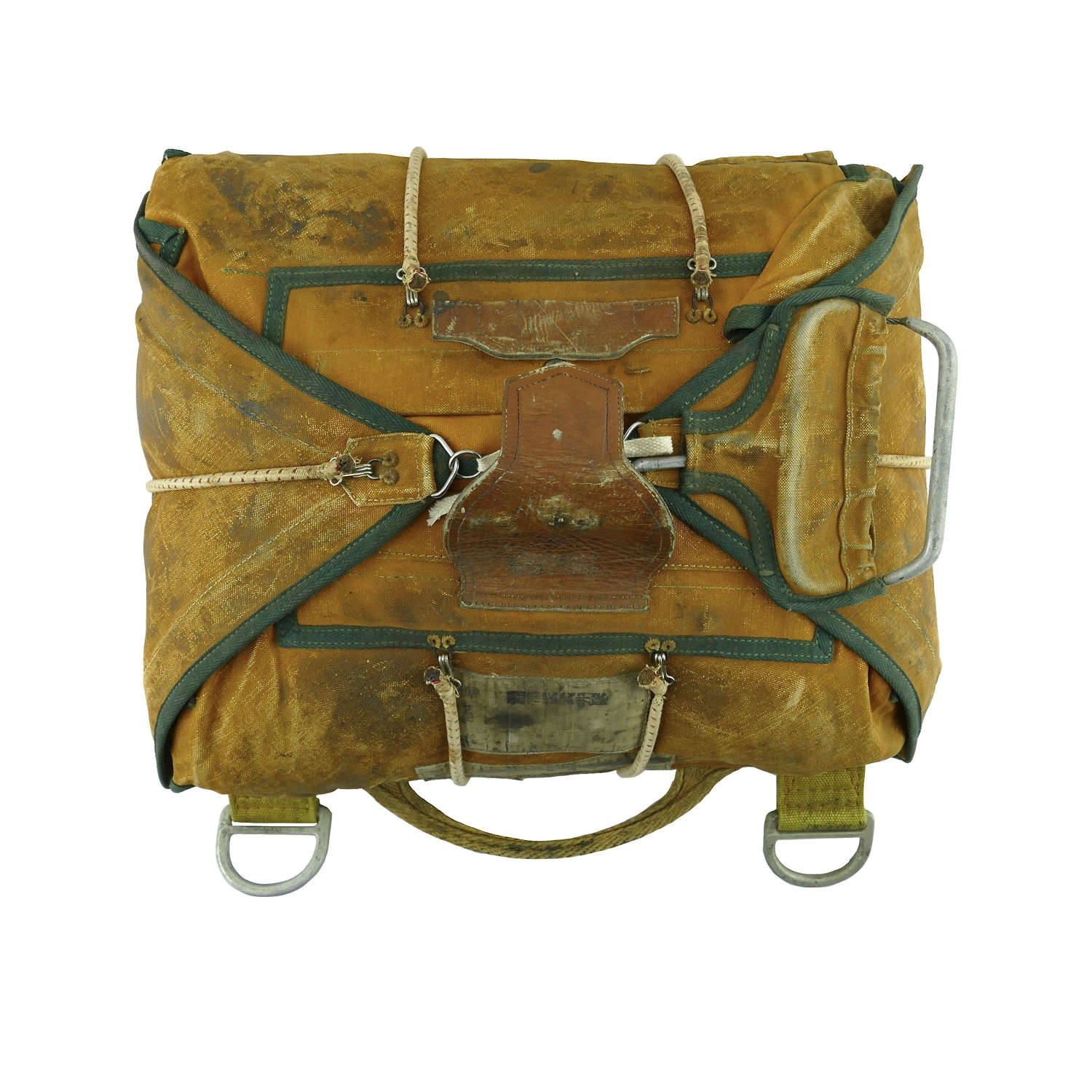 Imperial Japanese parachute pack