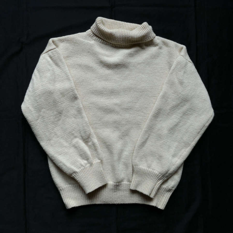 RAF aircrew rollneck, Eastman reproduction