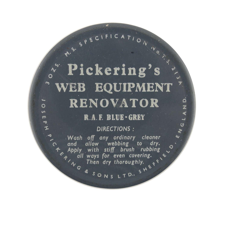 Pickering's RAF Web Equipment Renovator