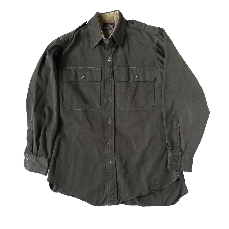 USAAF chocolate shirt