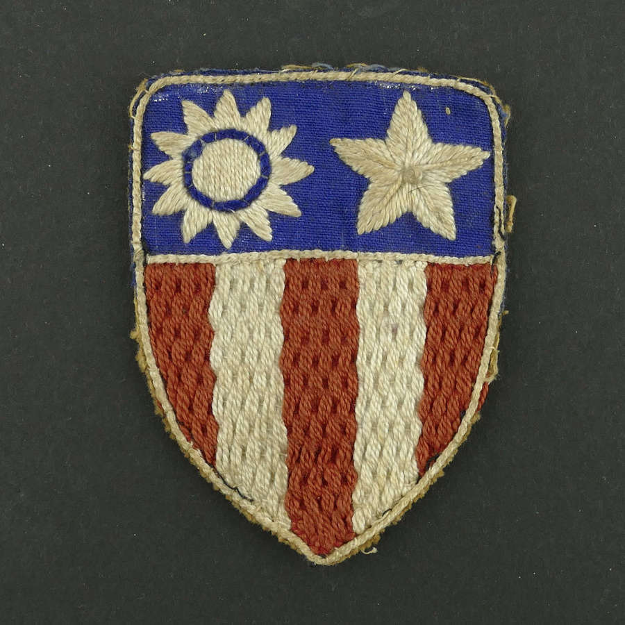 US Forces CBI shoulder patch