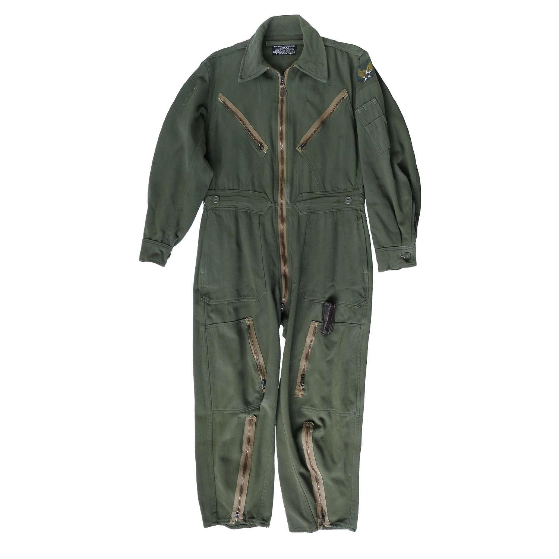 USAAF suit, flying, light, gabardine, type L-1