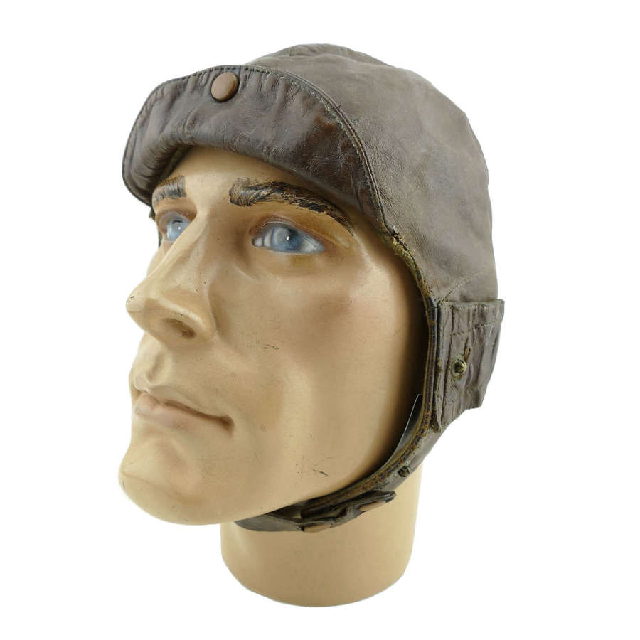 RFC / interwar flying helmet
